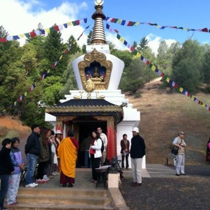 Explaining Benifits of Stupa-small