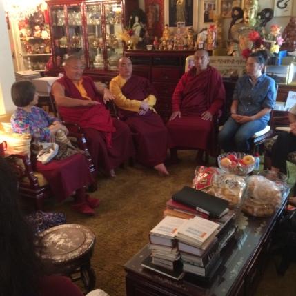 Khenpo QA Session
