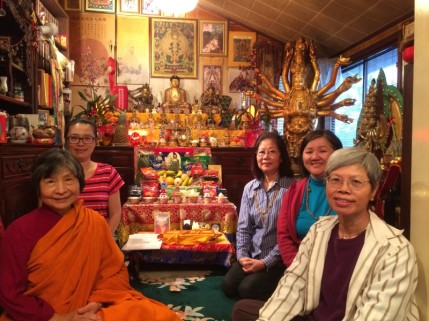 Medicine Buddha Retreat Group Saturday