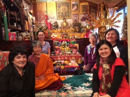 Medicine Buddha Retreat Group Sunday