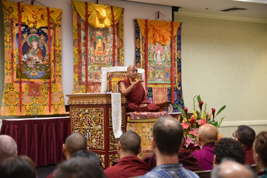 Rinpoche Teaching