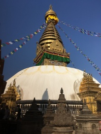 20 Swayambhunath Stupa