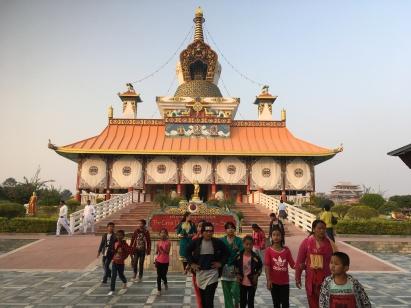 5 Chinese Monastery at Lumbini