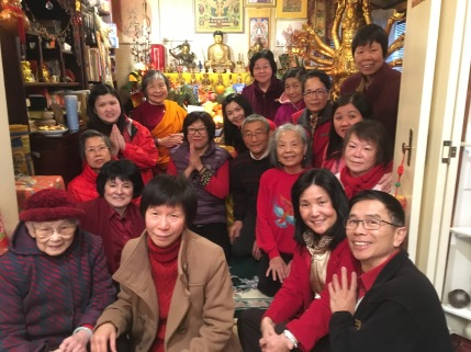 Chinese New Year Gathering