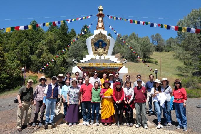 Stupa Gathering