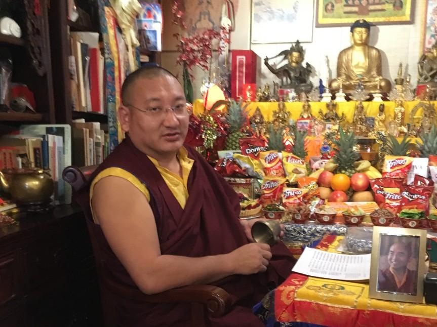 11 - Khenpo Gyurme