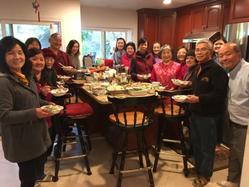 7 - Potluck Luncheon following Teaching