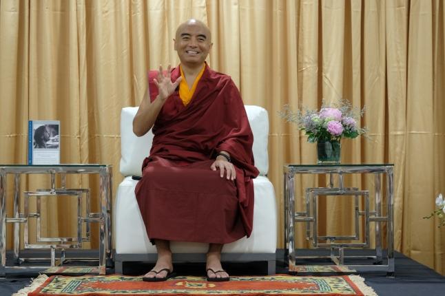 16 Mingyur Rinpoche