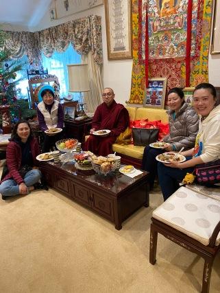 Tsangar Rinpoche